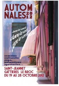 2012-06-05 visuel automnales St Jeannet 2012