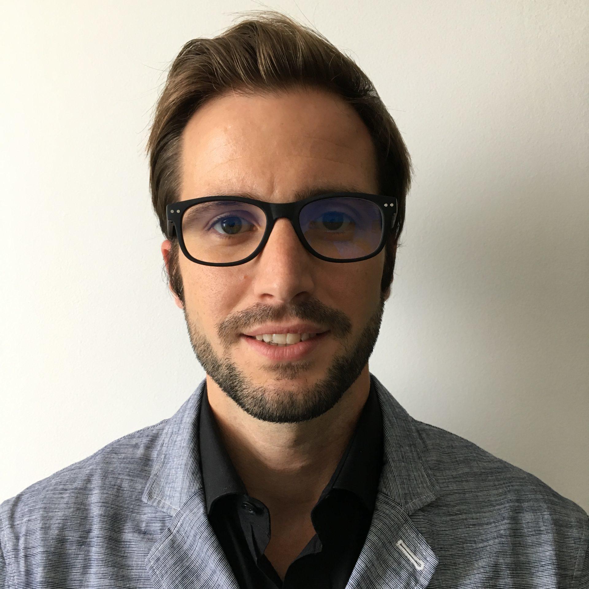 Benjamin Riou responsable clients